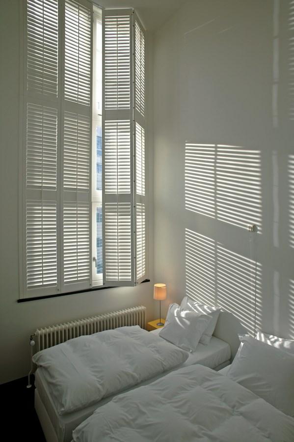Slaapkamer shutters